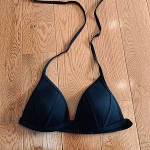 Victoria secret PINK Halter triangle swim top